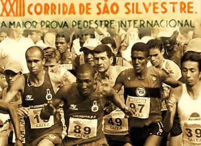 Sao Silvestre - HIST DO MUNDO