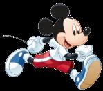 mickey run
