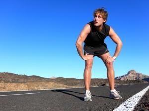 Exhuasted runner 460