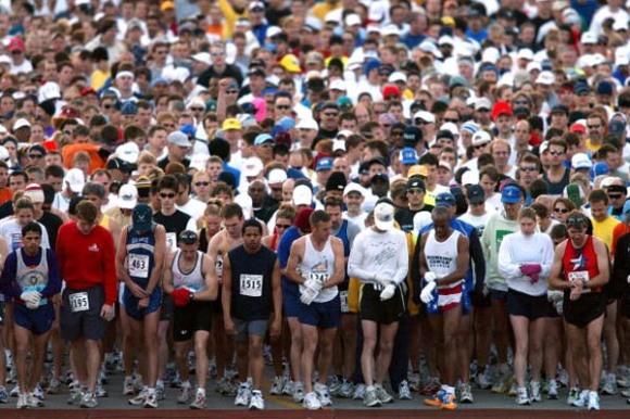Spirit Of St. Louis Marathon