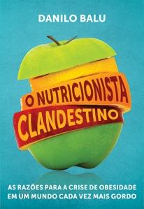 O Nutricionista Clandestino_capa
