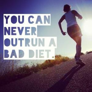 You-Cant-Outrun-A-Bad-Diet